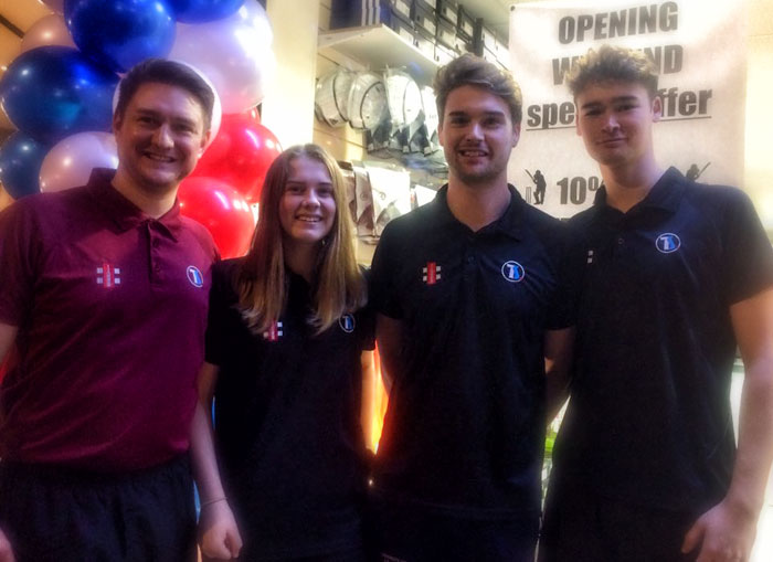 Teddington Sports Shop Staff