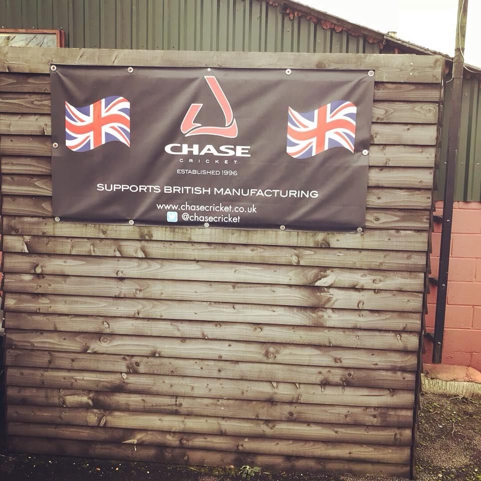 Teddington Sports at Chase Cricket