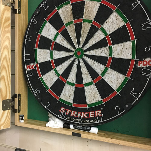Teddington Sports Darts