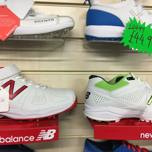 Teddington Sports New Balance