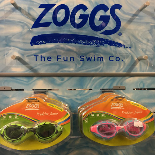 Teddington Sports Zoggs
