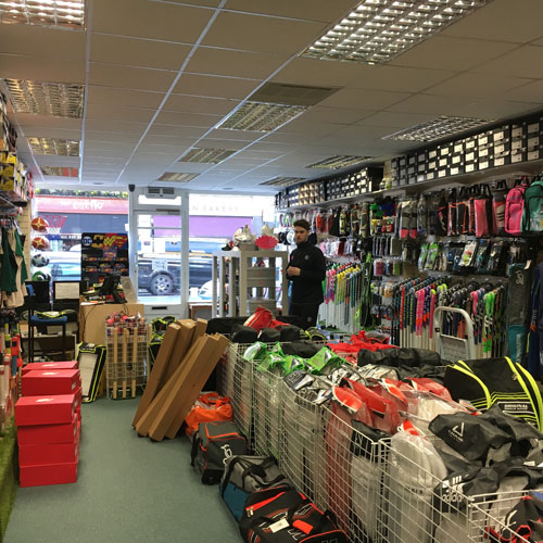 Teddington Sports Shop